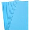 Foam Sheet (Eva) 9'' x 12'' Light Blue - Pack of 10 pieces